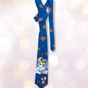 Vintage Tom and Jerry Tie 90s